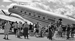 ...to help appreciate the rich aviation history at Comox...