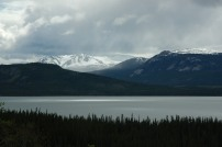 "Atlin, British Columbia. I think my first reaction was ""gee, I like this""."