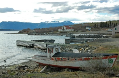 Downtown Atlin #6