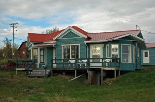 Downtown Atlin #4