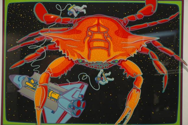 Exploring the crab nebula