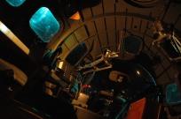 inside B-17 nose