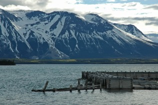 View from Atlin