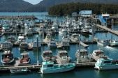 Cordova has a big fishing industry