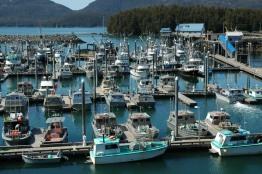 Cordova has a big fishing industry