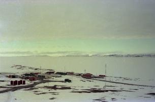 """Mould Bay, NWT, 1979 76°14'28.69""""N119°21'24.82""""W"""