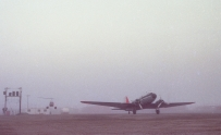 Nice flying weather at Resolute Bay, 1979