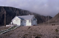RCMP detachment, Grise Fiord, NWT, 1979