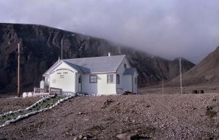 RCMP detachment, Grise Fiord, NWT, 1979
