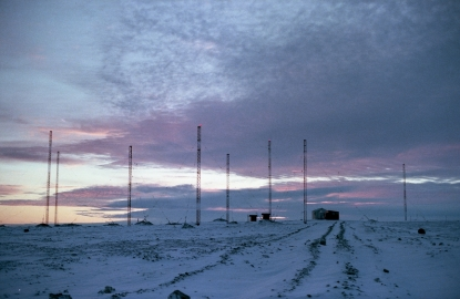 Signal Hill, Resolute, NWT, 1979