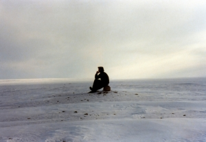 The Thinker, Resolute, NWT, 1979
