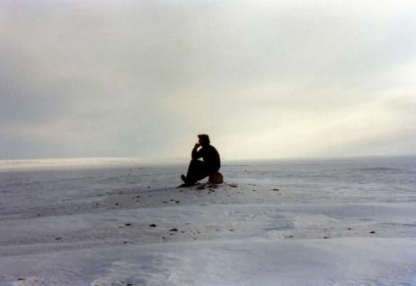 The Thinker, Resolute, NWT, 1979